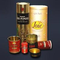 Lithographed Cans