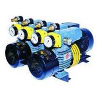 Dual Vacuum Compressor