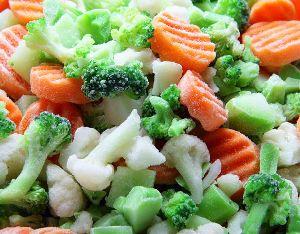 Frozen & IQF Vegetables