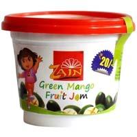 Green Fruit Jam