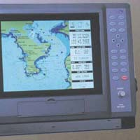 NP-30MR C-MAP Track Plotter