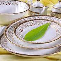 Bone China Serving Trays