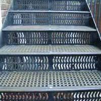 Cast Iron Steps