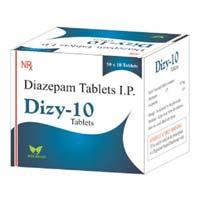 Dizy-10 Tablets