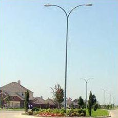 Steel Tubular Street Light Poles 02
