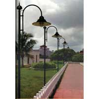 Garden Lighting Poles