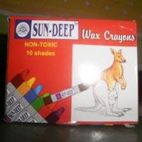 Wax Crayons 002