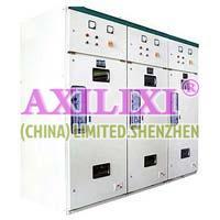 High Voltage Switchgear Panel
