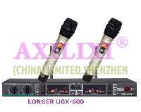 UHF True Diversity  Wireless Microphone LONGER UGX-600T