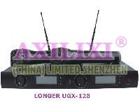 UHF True Diversity  Wireless Microphone LONGER UGX-128