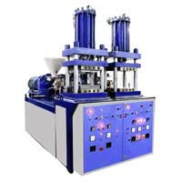TPR Injection Moulding Machine