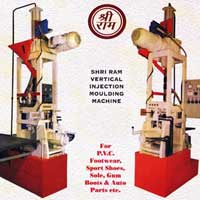 Vertical Injection Moulding Machine (1000 VRT)