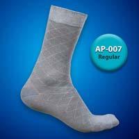 Mens Cotton Regular Socks=>Item Code : AP-007