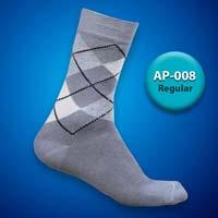 Mens Cotton Regular Socks=>Item Code : AP-008