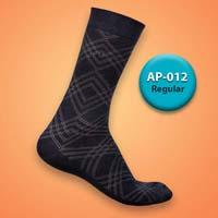 Mens Cotton Regular Socks=>Item Code : AP-012