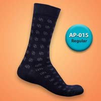 Mens Cotton Regular Socks=>Item Code : AP-015