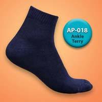 Mens Terry Ankle Socks=>Item Code : AP-018