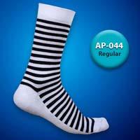 Mens Cotton Regular Socks=>Item Code : AP-044