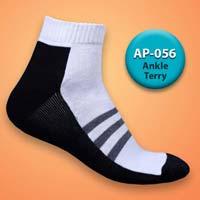 Mens Terry Ankle Socks=>Item Code : AP-056
