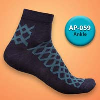 Mens Cotton Ankle Socks=>Item Code : AP 059