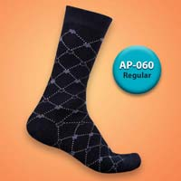 Mens Cotton Regular Socks=>Item Code : AP-060