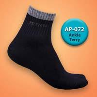 Mens Terry Ankle Socks=>Item Code : AP-072