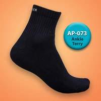 Mens Terry Ankle Socks=>Item Code : AP-073