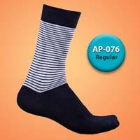 Mens Cotton Regular Socks=>Item Code : AP-076