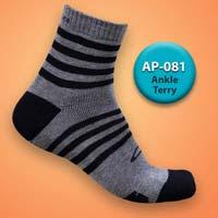 Mens Terry Ankle Socks=>Item Code : AP-081