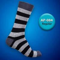 Mens Cotton Regular Socks=>Item Code : AP-084