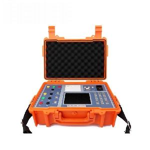 Portable Three Phase Electric Meter Calibration Equipment with Printer