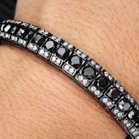 Black Diamond Bracelet (CWBDGB002)