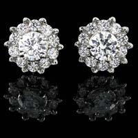 Ladies Diamond Stud (CWDSE212)