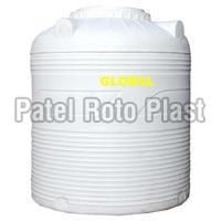 White Triple Layer Rotomoulding Water Tank