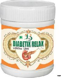 Baqai Diabetix Relax Tablets