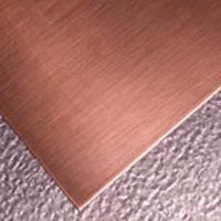 Copper Alloy Sheets and Plates