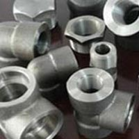 Inconel Forged Pipe Fittings