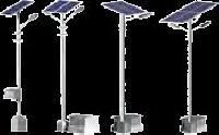 Solar Lighting Poles