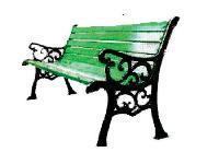 Garden Benches (DFPGB-818)