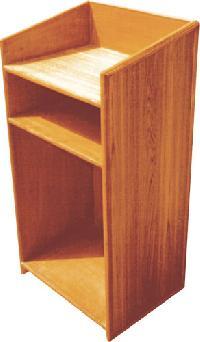 Wooden Podium (VE - 067)