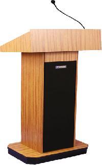 Wooden Podium (VE - 069)