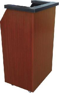 Wooden Podium (VE - 070)