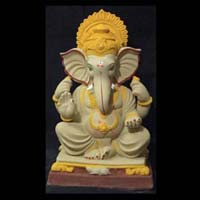 Gajmukh Ganesha Idol 14