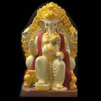 Lalbaug Raja Ganesha Idol 24