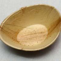 Oval Leaf Bowls