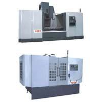 Vertical Molding Machine
