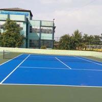 Acrylic Synthetic Flooring 02