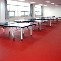 Wooden Table Tennis Court Flooring