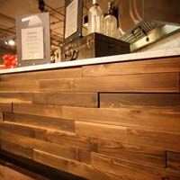Wooden Wall Cladding