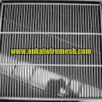 Stainless Steel Refrigerator Wire Shelf